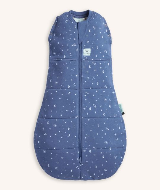 ergoPouch Cocoon Swaddle Bag 2.5 TOG Night Sky