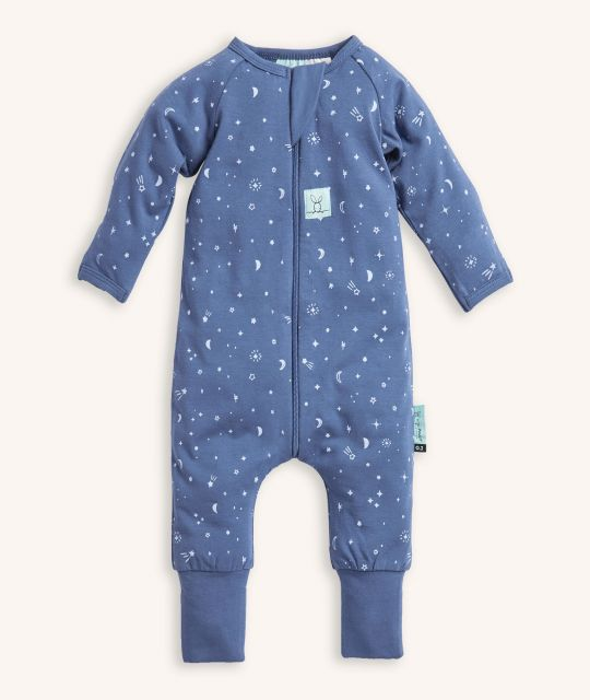 ergoPouch Long Sleeve Layer 0.2 TOG Night Sky