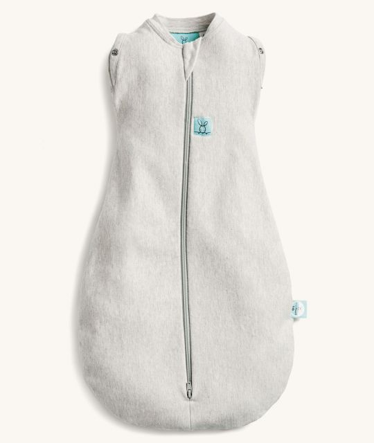 ergoPouch Cocoon Swaddle Bag 1.0 TOG Grey Marle